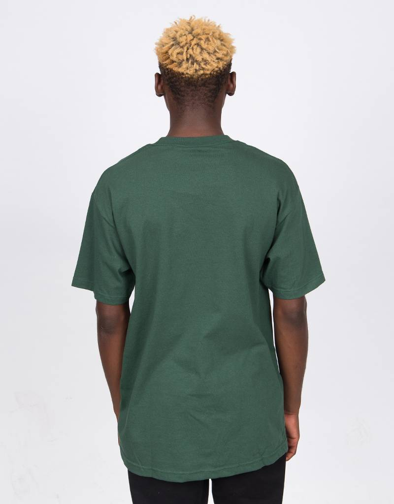Dime Legendary Logo T-Shirt Emerald Green