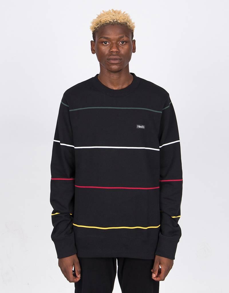 Nike SB Dry Everett Crewneck Black/Black