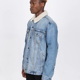 Levi's Skate Jacket Sherpa Trucker S&E Kezar