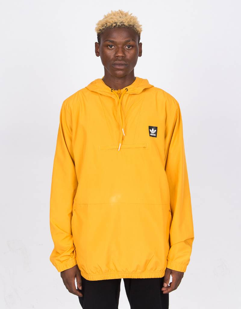 Adidas Hip Packable Jacket Tactical Yellow