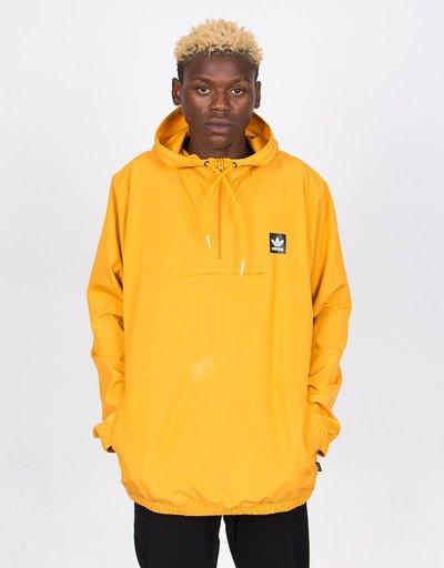 Adidas Hip Packable Jacket Tactical Yellow