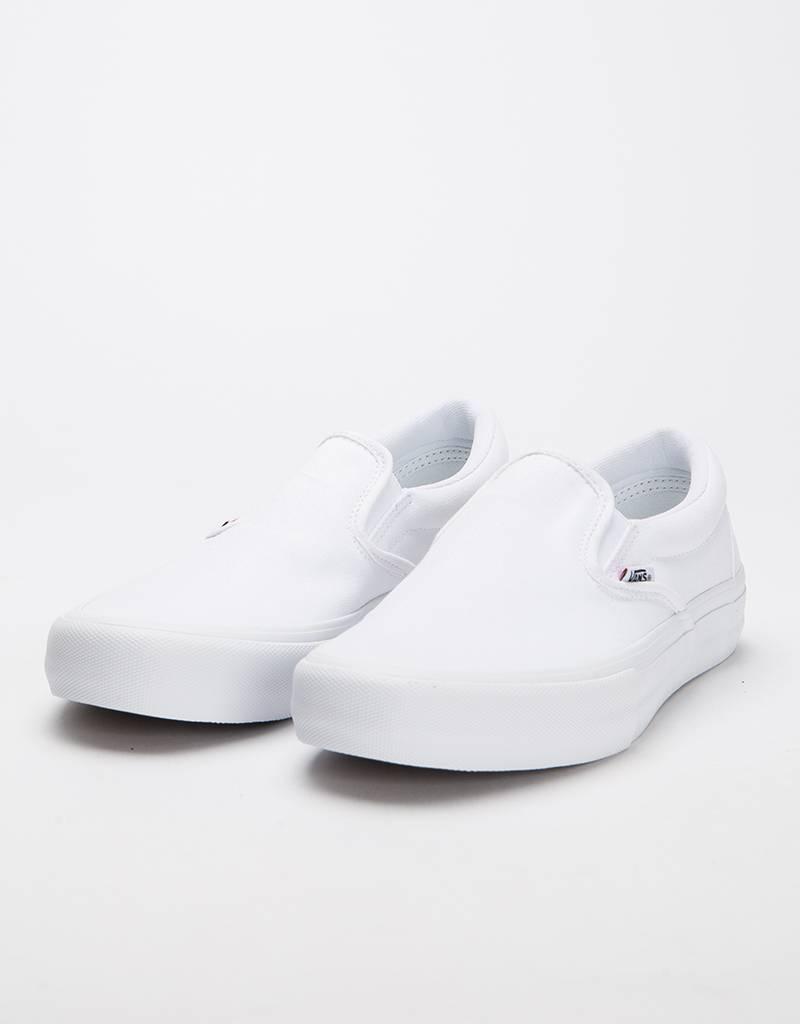 Vans Slipon Pro Classic White/White