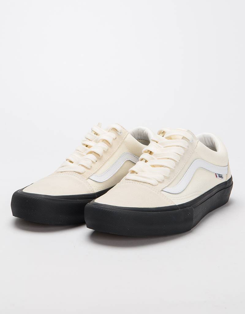 Vans Oldskool Pro Classic White/Black