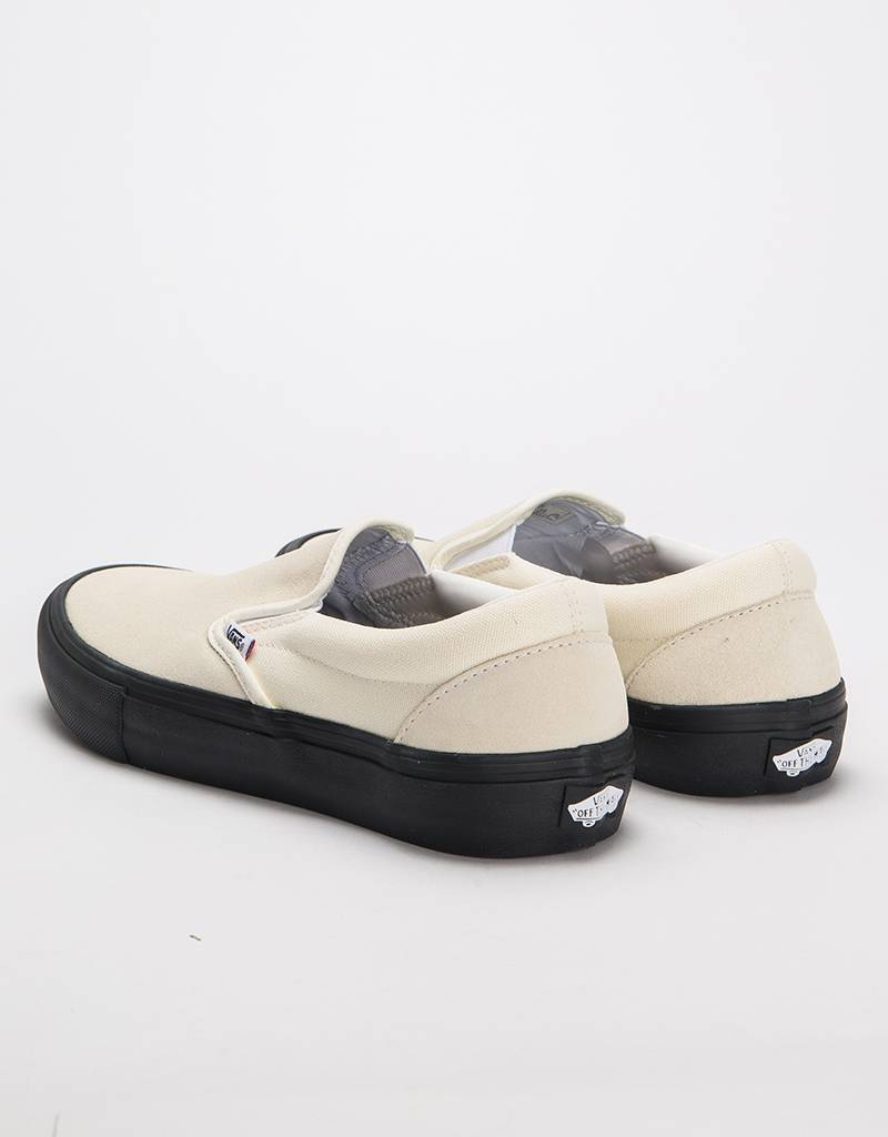 Vans Slipon Pro Classic White/Black