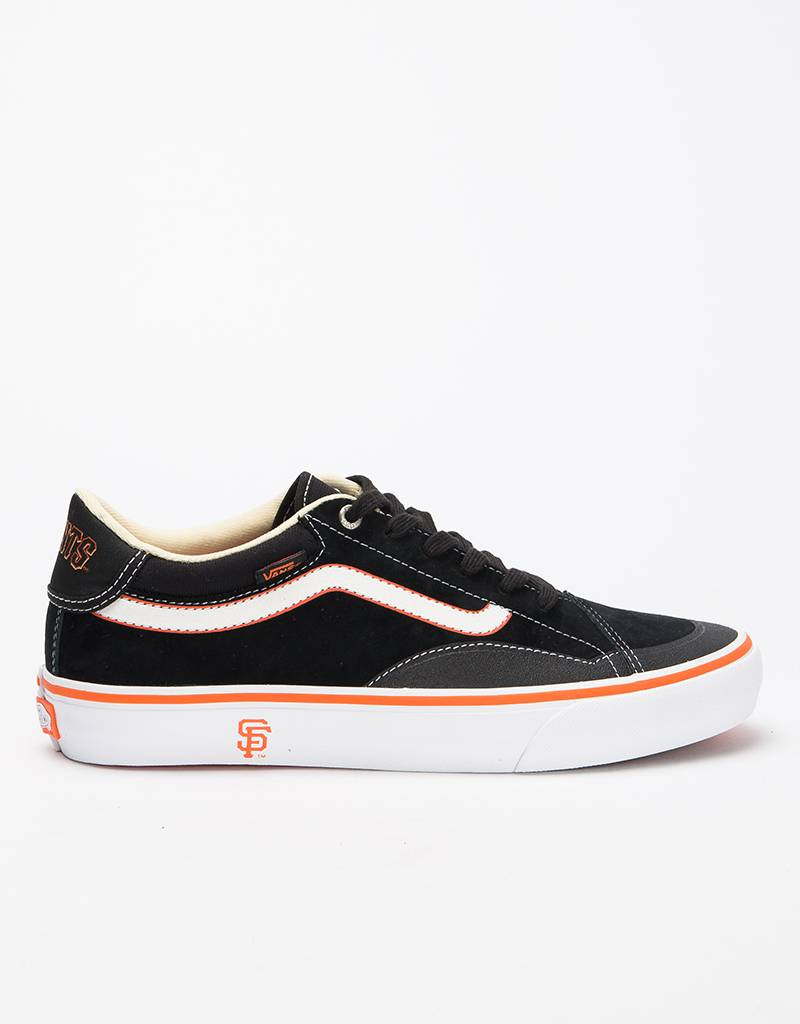 Vans x SF Giants TNT Advanced Pro Black/Orange/White