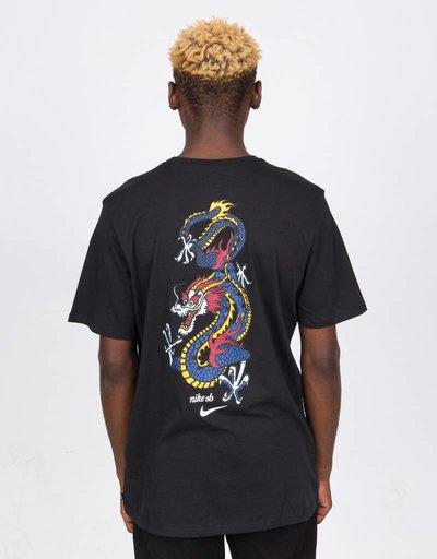 Nike SB Dragon T-Shirt Black