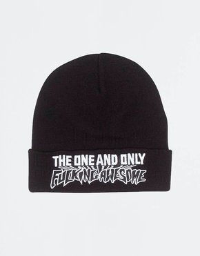 Fucking Awesome Fucking Awesome One & Only Beanie Black