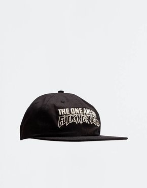 Fucking Awesome Fucking Awesome One & Only Cap Black