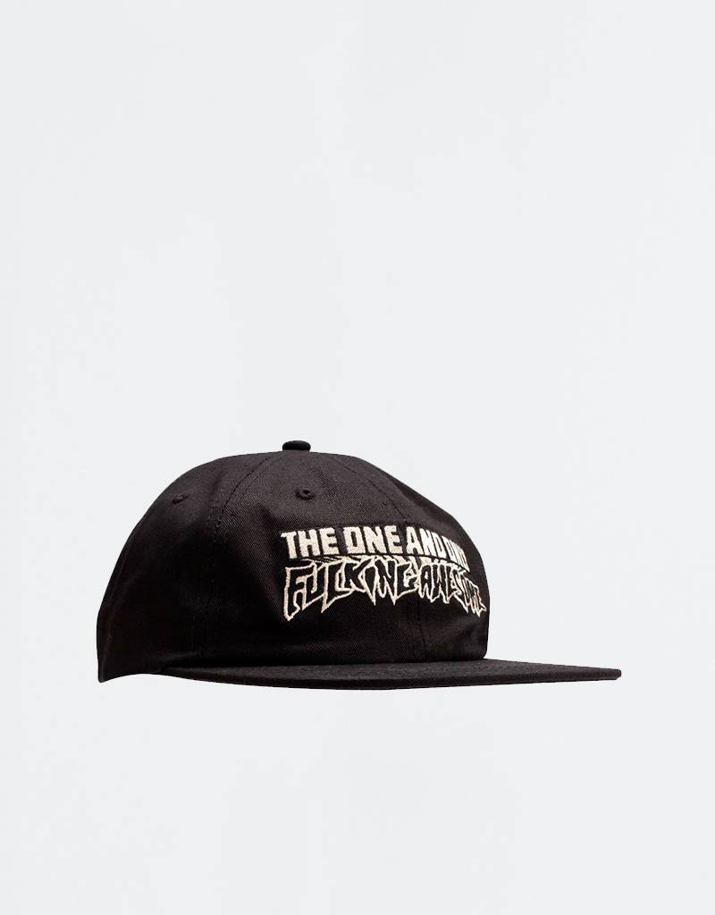 Fucking Awesome One & Only Cap Black