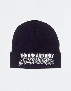 Fucking Awesome Fucking Awesome One & Only Beanie Navy