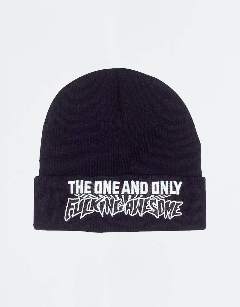 Fucking Awesome One & Only Beanie Navy
