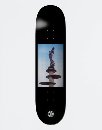 Element x Jacky  Jacky Statue Scratch Deck 8,5‰Û
