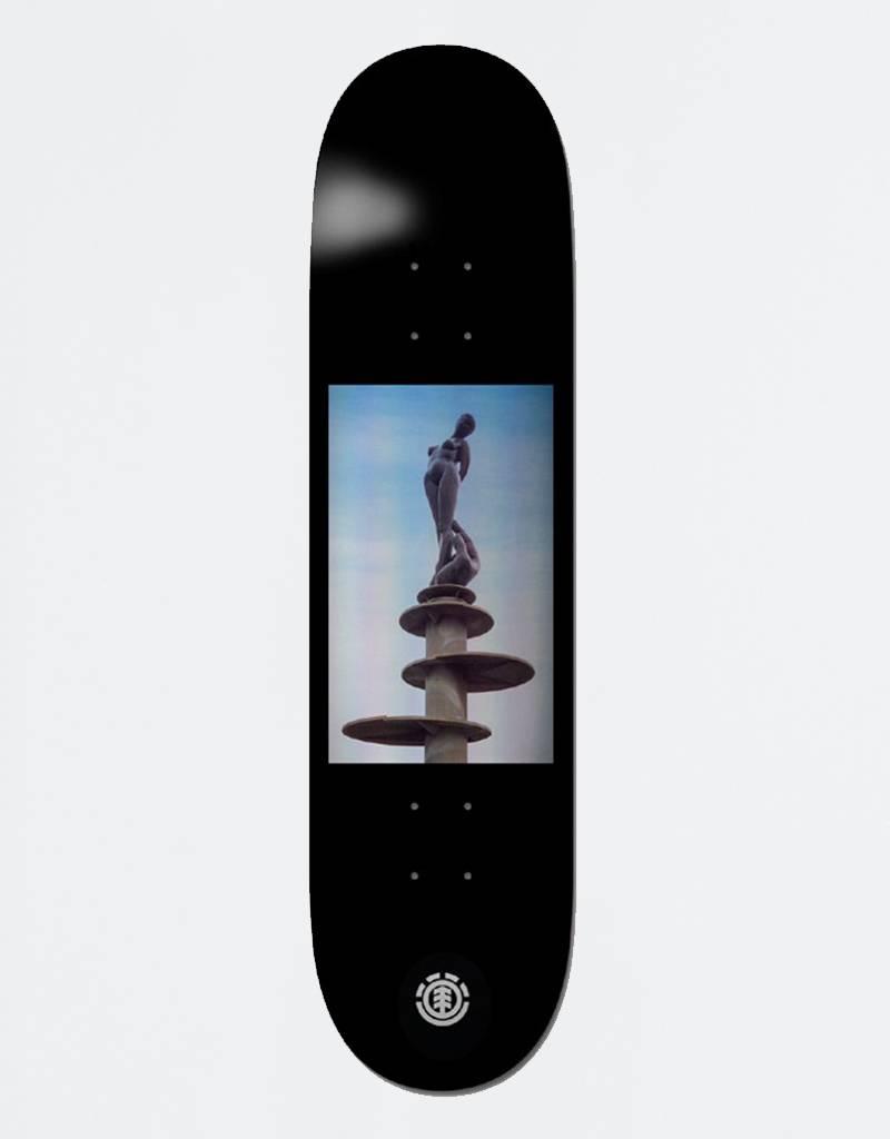 """Element x Jacky  Jacky Statue Scratch Deck 8,5"""""""
