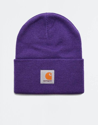 Carhartt Watch Beanie Acrylic Frosted Viola