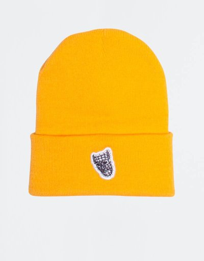 Hockey Kevin Illusions Beanie Yellow