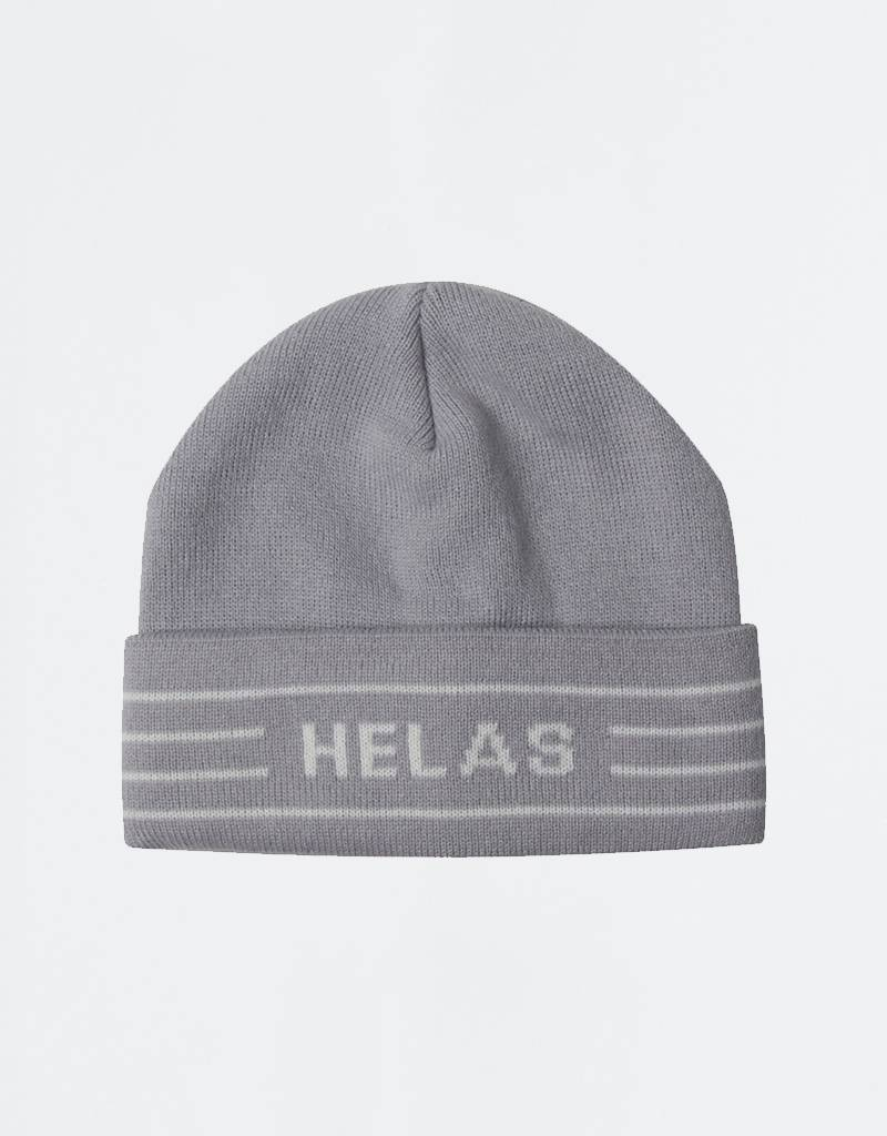 Helas Bonnet Beanie Light Grey