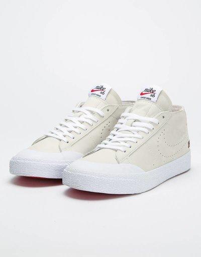 Nike Sb zoom blazer Ishod Wair Chukka xt qs  Sail/University Red-White-Black