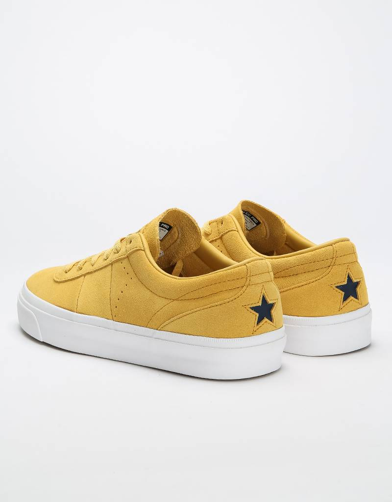 Converse One Star CC Pro Ox Marigold/White