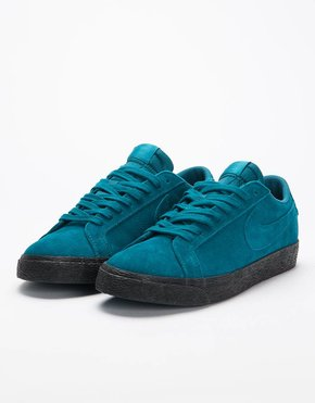 Nike SB Nike SB Zoom Blazer Low Geode Teal/Black