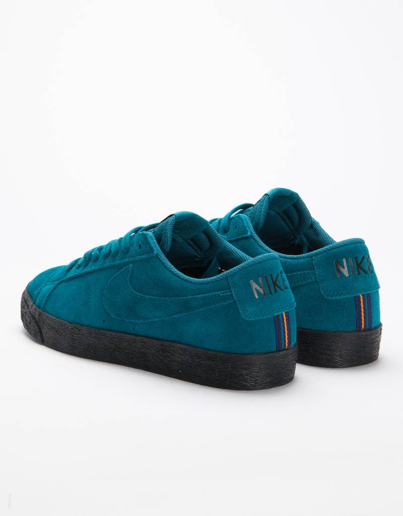 Nike SB Zoom Blazer Low Geode Teal/Black