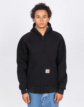 Carhartt Carhartt Car-Lux Hooded Jacket Black/Grey