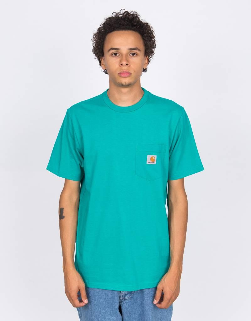 Carhartt S/S Pocket T-Shirt Cauma