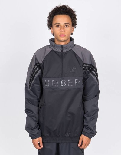 adidas x Numbers Track Top Black/Grey/Carbon