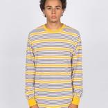 Nike SB Dry Longsleeve T-shirt Yellow Ochre/Yellow Ochre