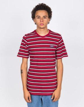 Nike SB Nike SB JDI Stripe T-Shirt Red/Black/White