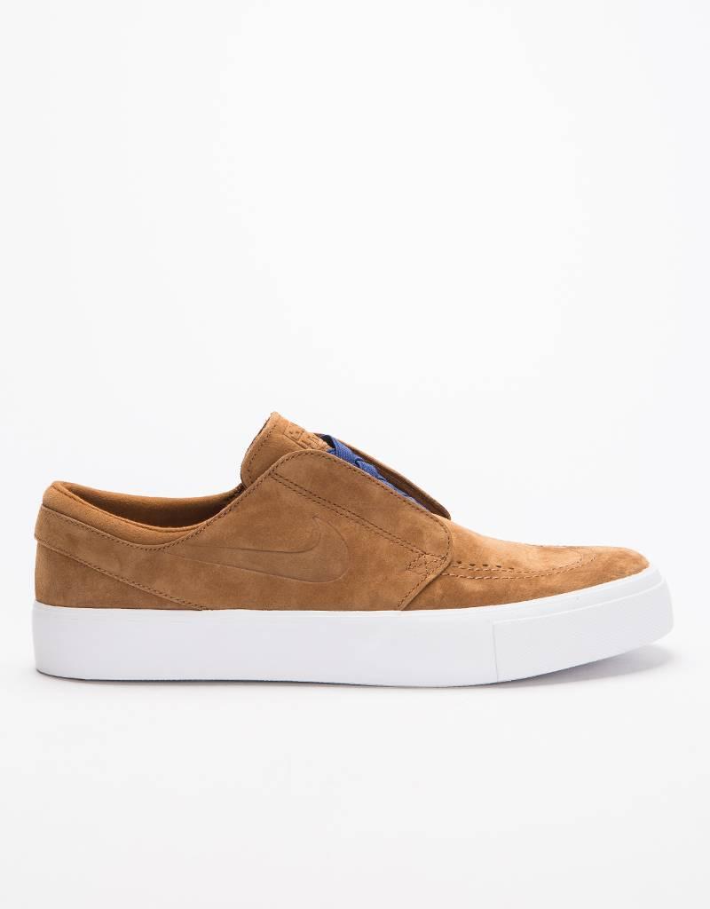 Nike SB Zoom Janoski HT Slip lt british tan/lt british tan-blue void