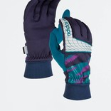 Adidas Goalie Gloves Collegiate Navy/Real Teal