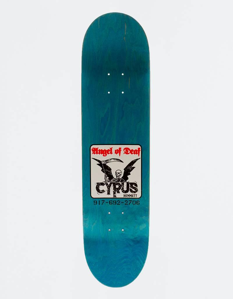 "Call Me 917 Cyrus Angel Of Deaf Pink 8,18"" Deck"