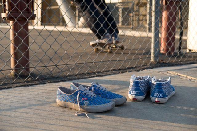 LOCKWOOD x VANS Skate Pro