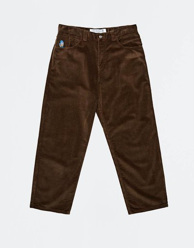 Polar '93 Cord Pants Brown