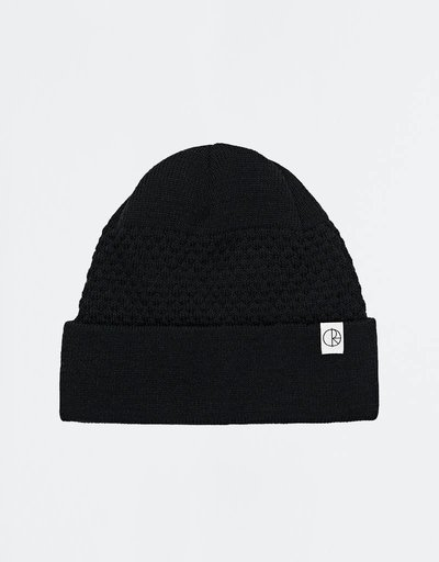 Polar Wobble Beanie Black