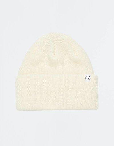 Polar Merino Wool Beanie Ivory