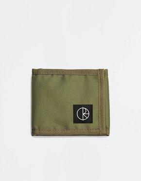 Polar Polar Cordura Wallet Olive