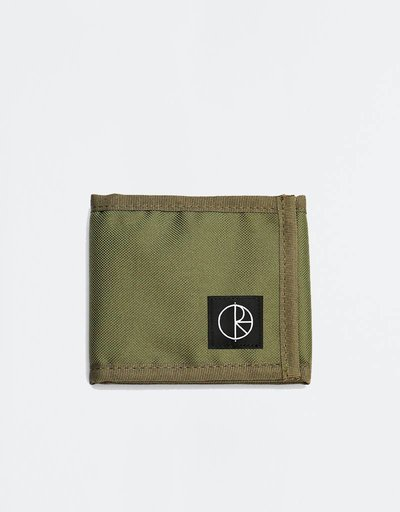 Polar Cordura Wallet Olive