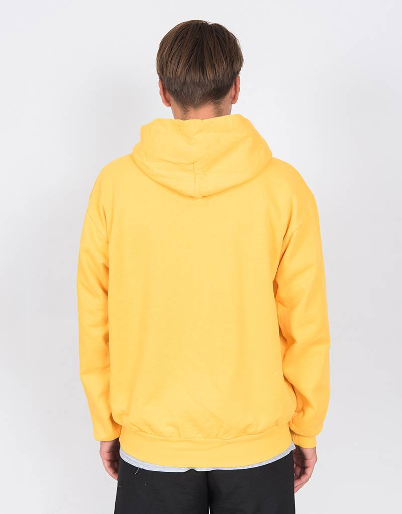 Dime Classic Logo Hoodie Gold