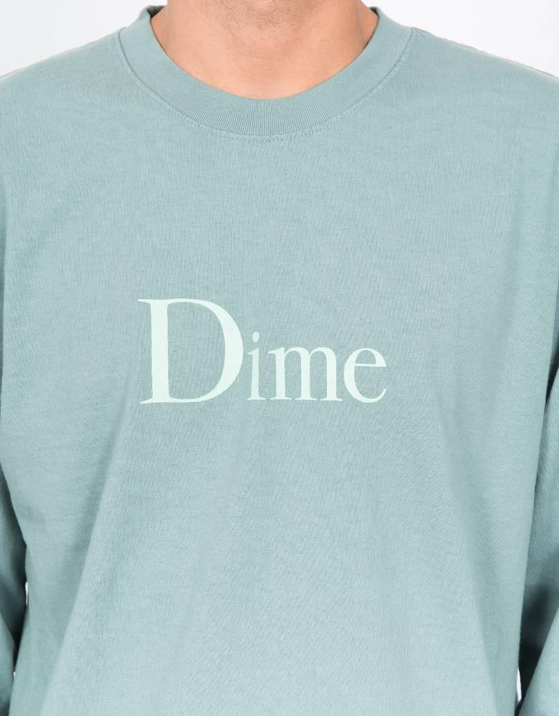 Dime Logo Longsleeve Classic Green