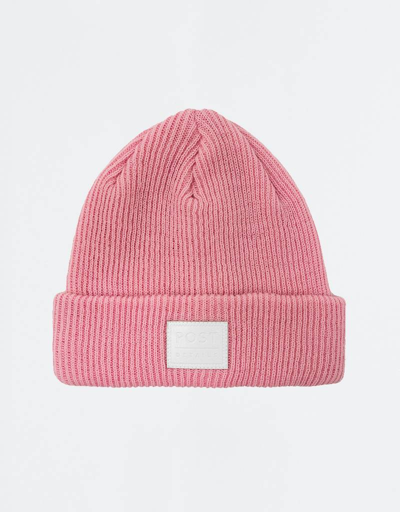 Post Details Classic V6 Beanie Pink