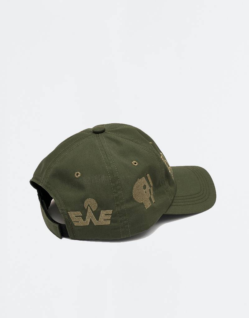 Bronze Anniversary Cap Olive