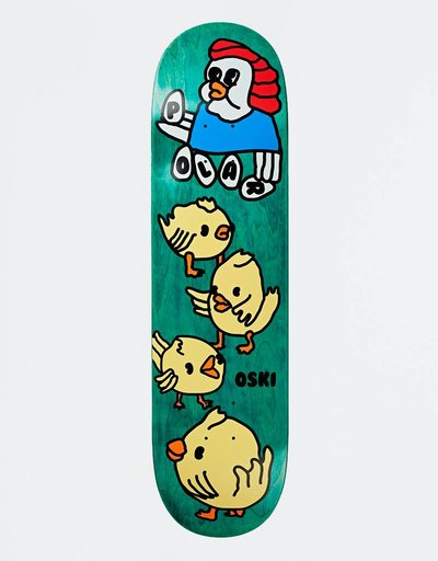 "Polar Oski Chicken Mama 8.25"" Deck"