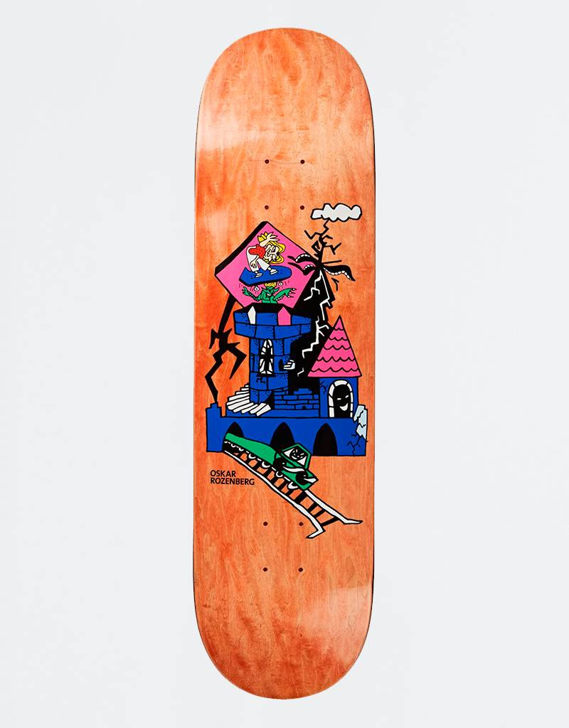 "Polar Oski Castle Life 7.8"" Deck"