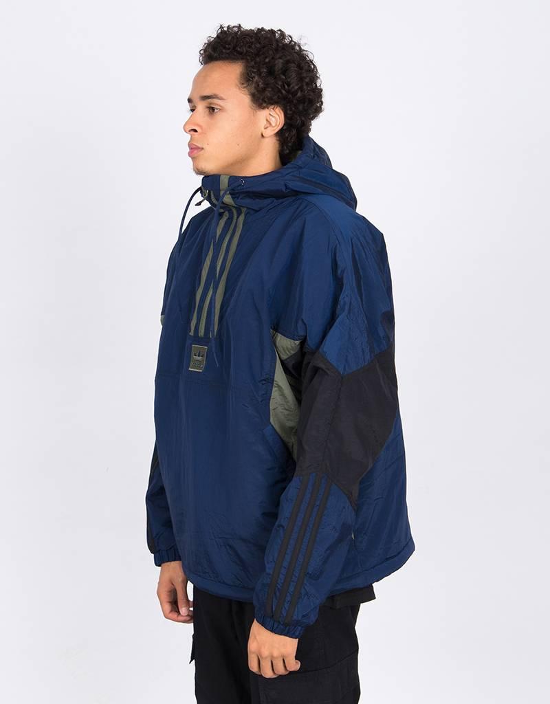 Adidas Jacket Anorak Puffy Conavy/Black/Basgrn