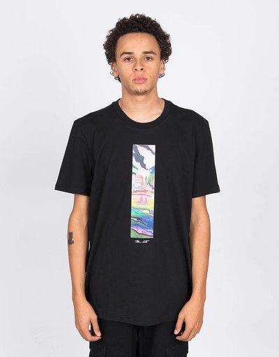 Adidas Linging Tee Black/Multicolor
