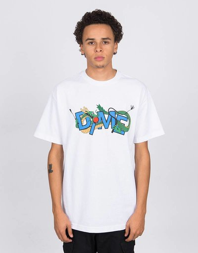 Dime Whish T-Shirt White