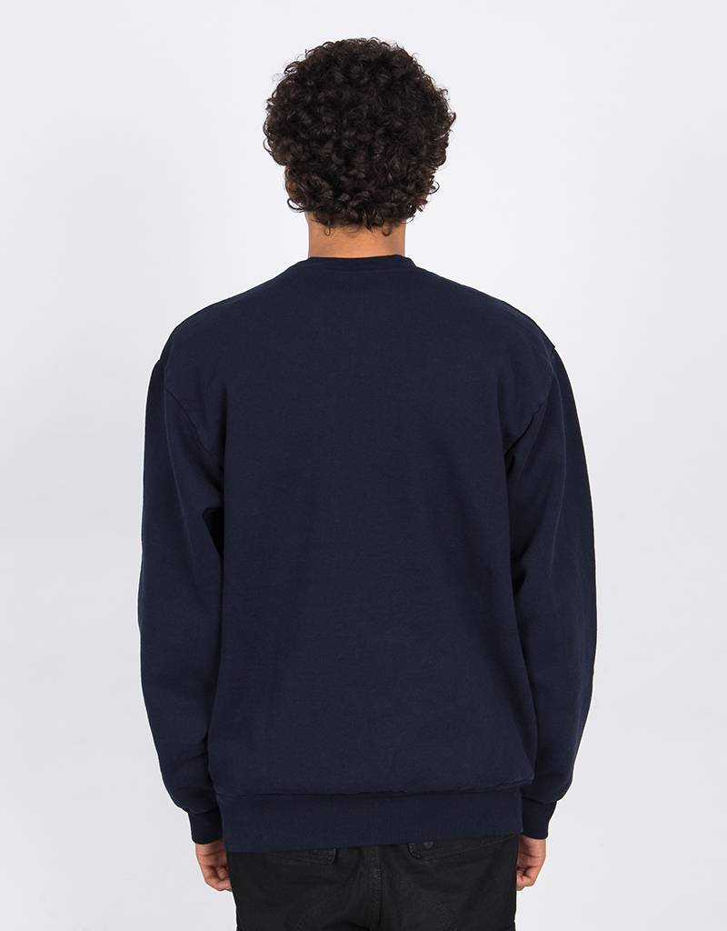 Dime Fast-Looking Car Crewneck Navy