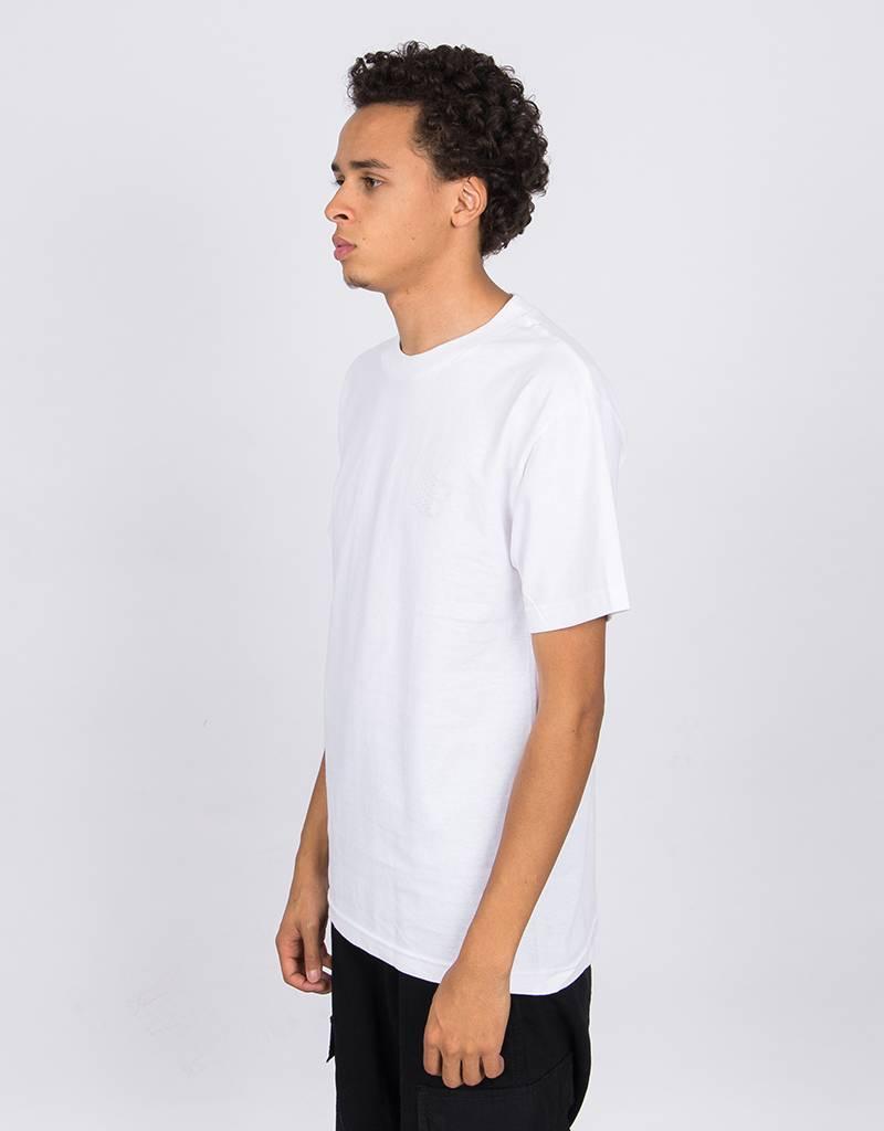 Bronze Solar Active Logo T-Shirt White/Magenta