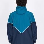 adidas Premiere Windbreaker Jacket Teal/Navy/White